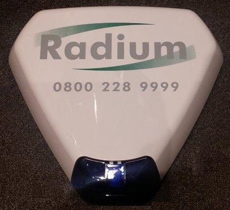 Radium External Sounder