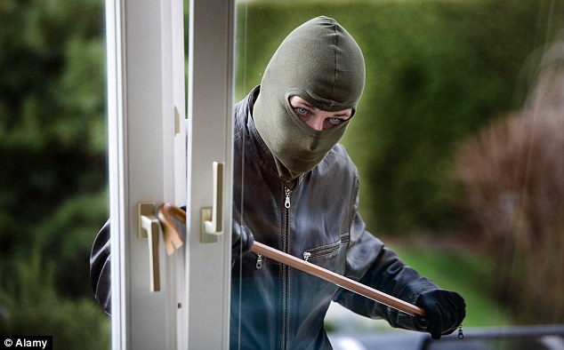 A THIRD of all burglaries in England and Wales are committed by children