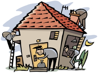 10 things what Burglars Don't Want You to Know!