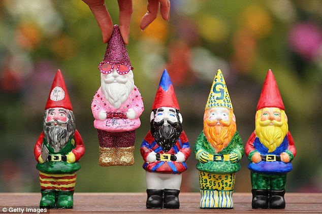 Don't leave your key under the gnome: Burglaries without break-ins on the rise as one in four leave keys 'hidden' near front door