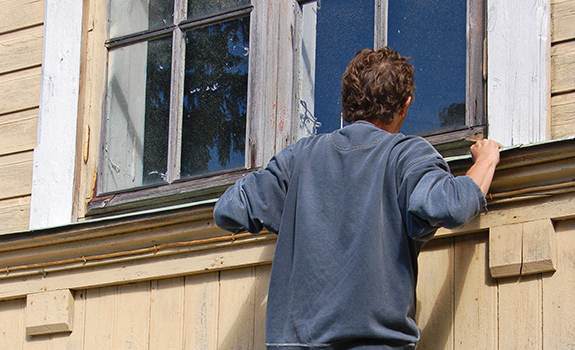 Security Systems Need To Cover Upstairs Windows