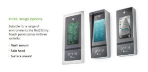 Paxton Net entry access control system